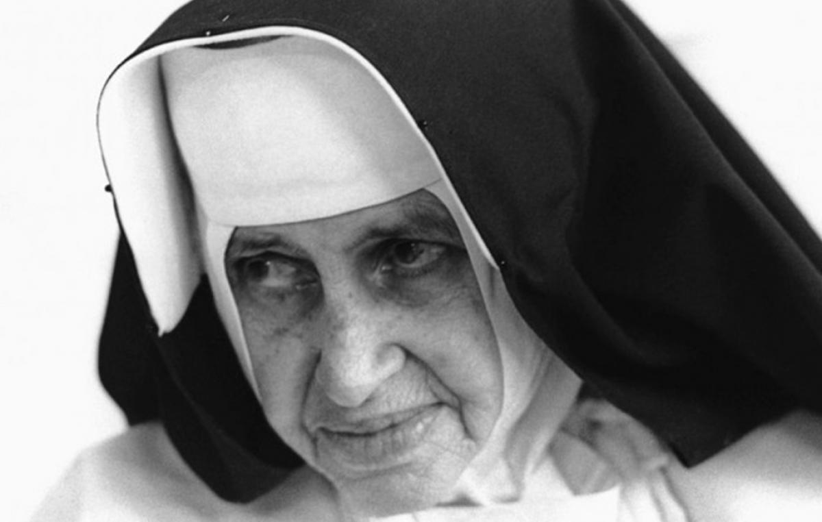 """Devotos aguardam, com alegria, a data da canonização de Irmã Dulce, o """"Anjo Bom da Bahia"""""""